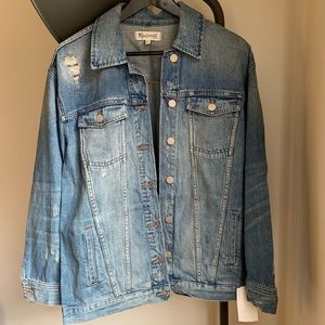 Madewell Denim Jacket - NEW